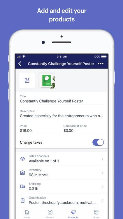 Shopify screenshot-3