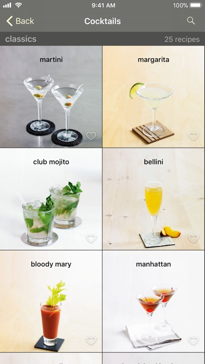 The Photo Cookbook – Cocktails
