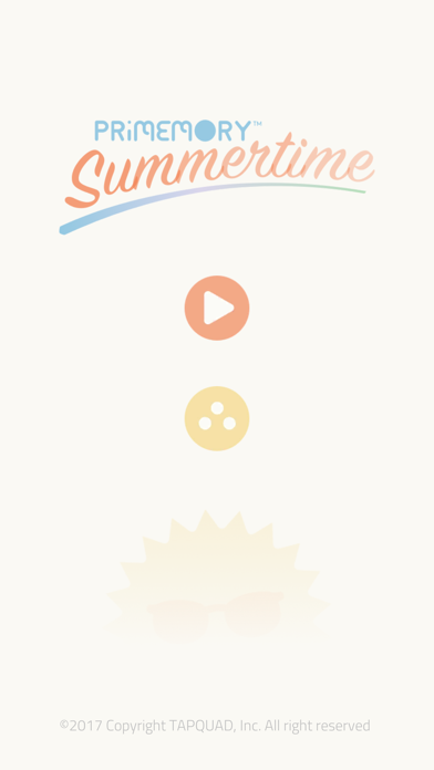 Summer Time - PriMemory™ screenshot 1
