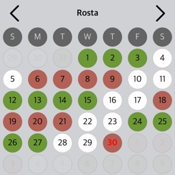 Rosta – My Shift Work Calendar