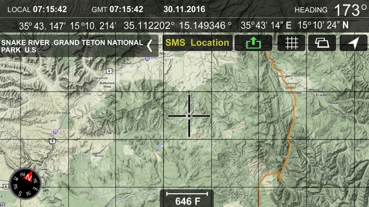 GPS Stamp Video Camera screenshot-4