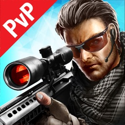 Bullet Strike: Sniper PvP game