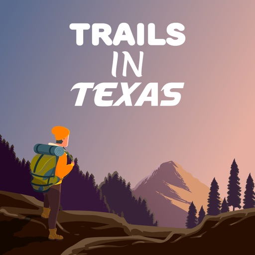 Trails in Texas