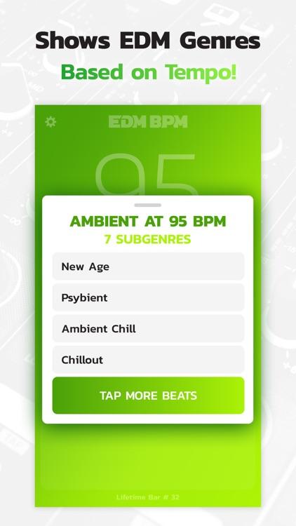 EDM BPM - BPM Counter