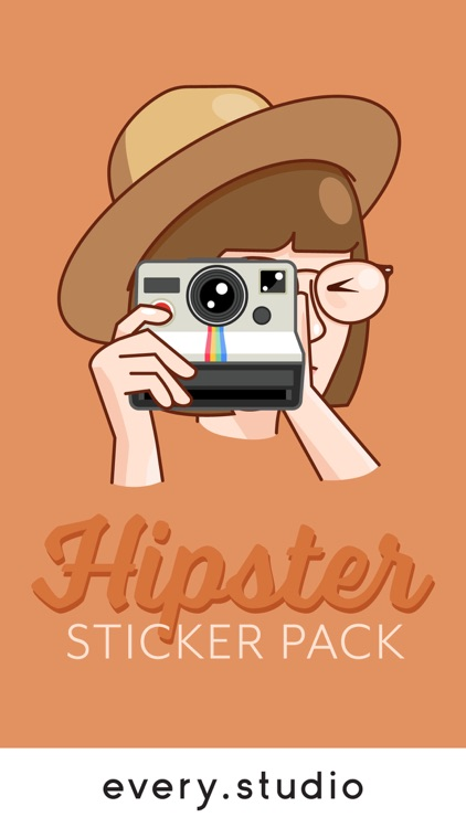 Trendy Hipster