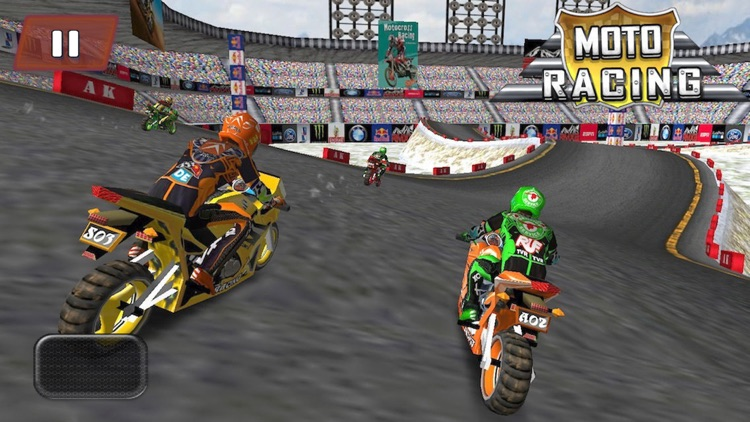 Moto Fever Bike Racing screenshot-4