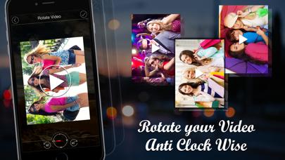 Video Rotate – Video Editor screenshot four