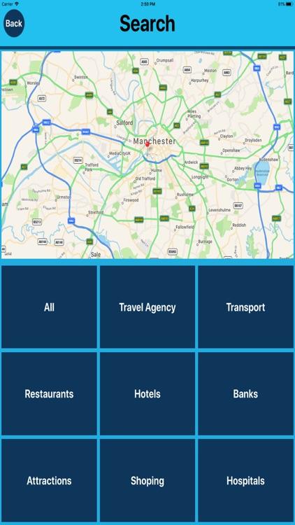 Manchester UK Tourist Places