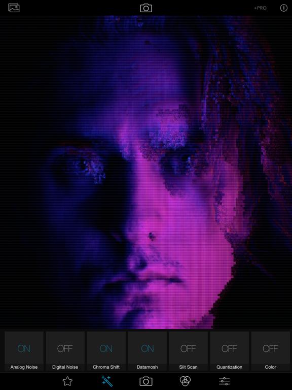Glitch Art Studio: グリッチエフェクトのおすすめ画像7