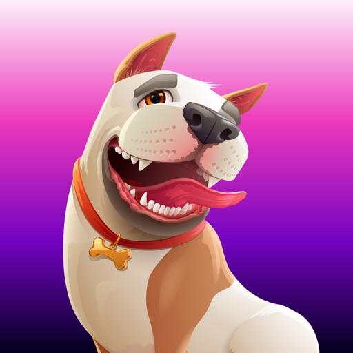 DogiMoji Funny Dog Sticker App