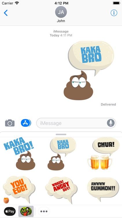 Pukana Kiwi Humor screenshot-3
