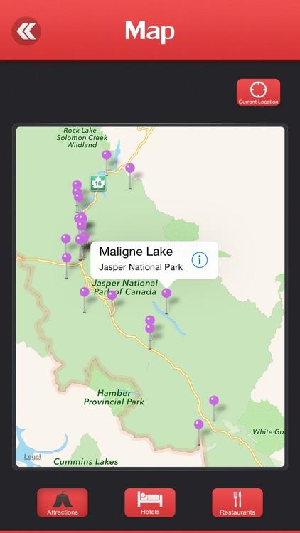 Visit Jasper National Park screenshot-3