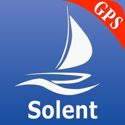 Solent UK GPS Nautical Charts