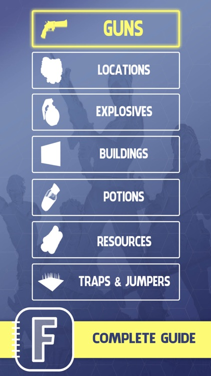 Fortguide - Guide For Fornite