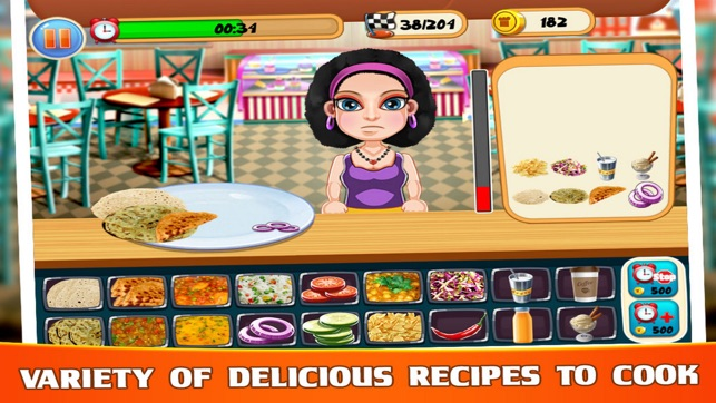 Indian cooking madness on the app store forumfinder Choice Image