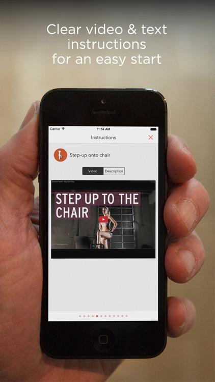 7 Minute Workout App screenshot-3
