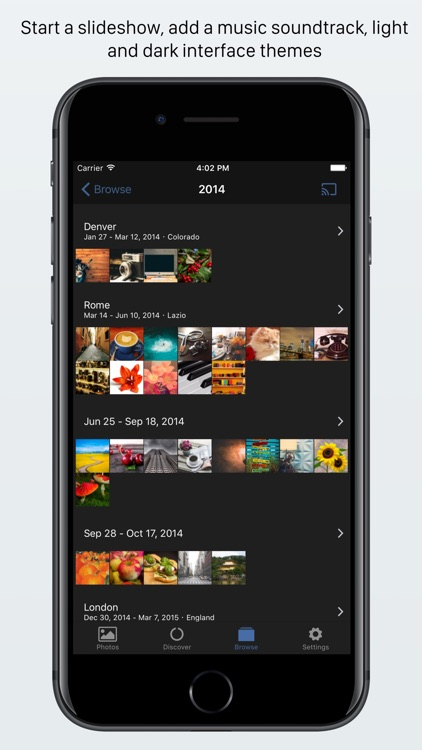 SnapCaster - Your Photos with Music on Chromecast screenshot-3