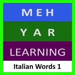 Italian Words 1