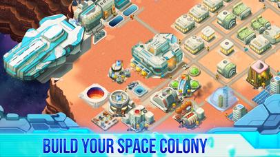 Lunar Battle screenshot 2