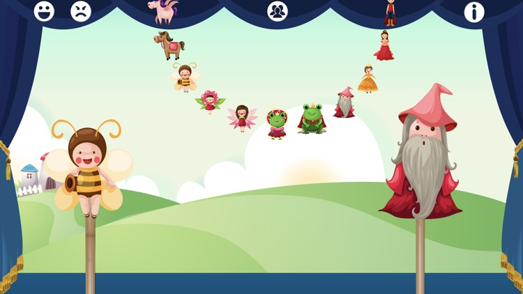 Fairy Tale Kids Puppet Theatre screenshot-1