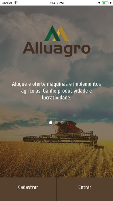 Alluagro screenshot one