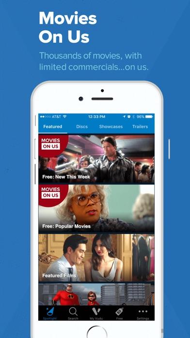 Vudu - Movies & TV app image