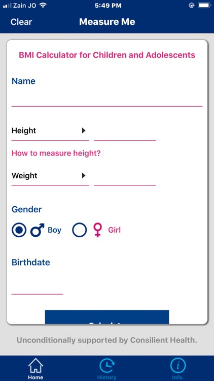 Measure Me