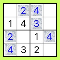 Codes for 4x4 to 6x6 Easy SUDOKU Puzzle Hack