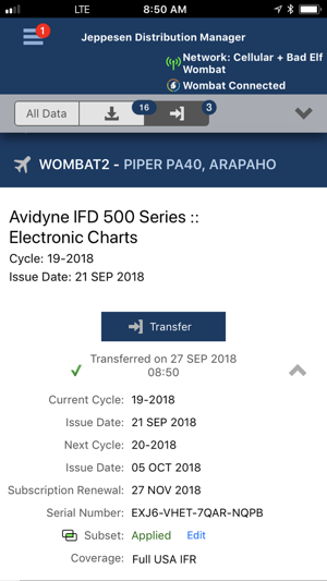 jeppesen mobile tc ipad serial number