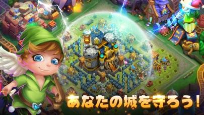Castle Clash:頂上決戦のスクリーンショット2