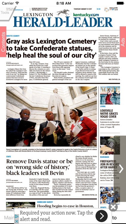 Lexington Herald-Leader eEdition