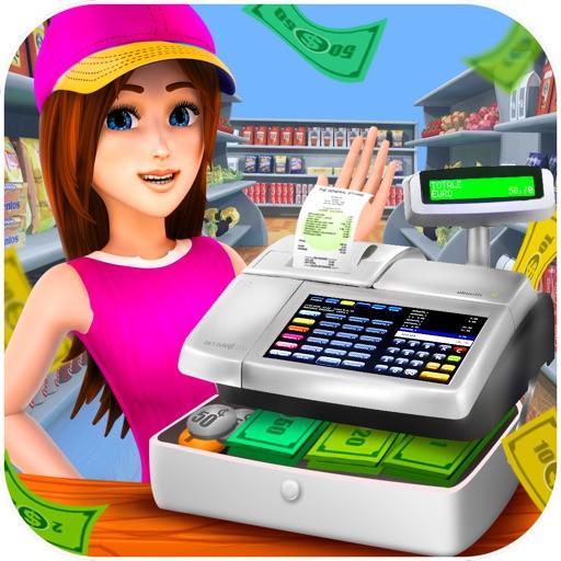 Supermarket Cash Register