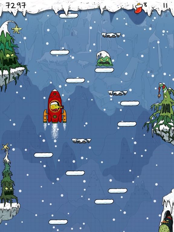 Doodle Jump Christmas PLUS Screenshots