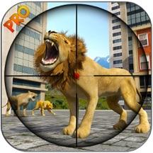 Safari Animals: City Hunt - Pro