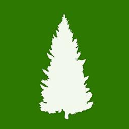 Ícone do app Forest Maps 2