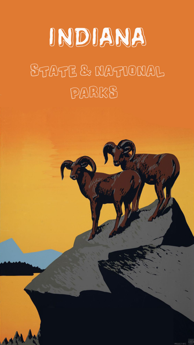Screenshot for Indiana National Parks in Egypt App Store