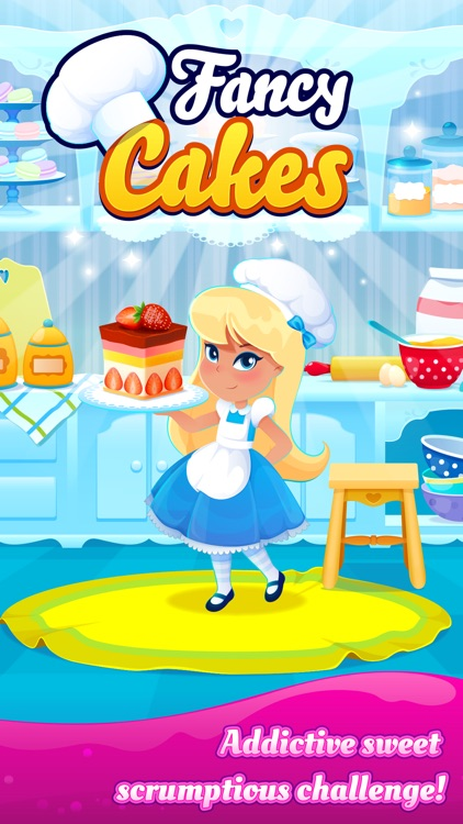 Fancy Cakes screenshot-4