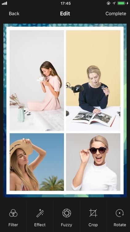 Photo Collage & Editor screenshot-5