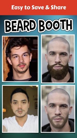 Beard Booth - Photo Editor App on the App Store