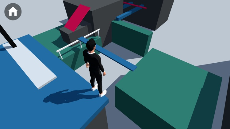 Parkour Flight screenshot-4