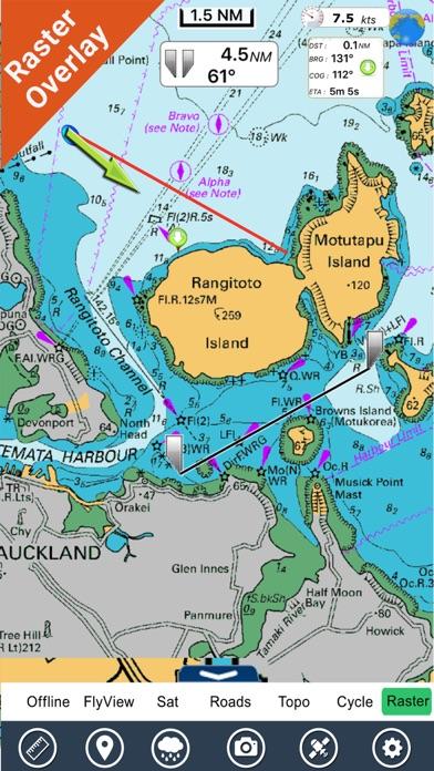 New Zealand Nautical Charts HD | App Price Drops