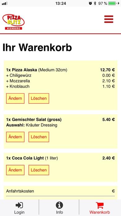 Pizza Blitz NienburgScreenshot von 4