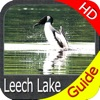 Leech Lake Minnesota HD GPS