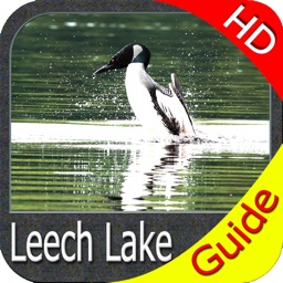 Leech Lake Minnesota HD GPS