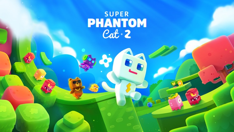 Super Phantom Cat 2 screenshot-4