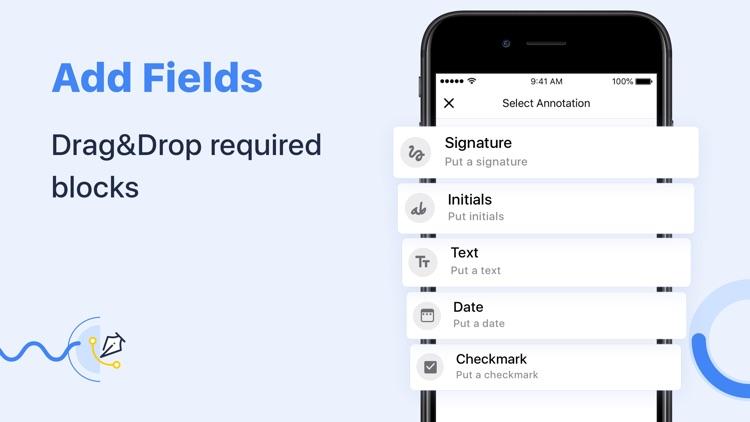 KeepSolid Sign – eSign docs screenshot-3