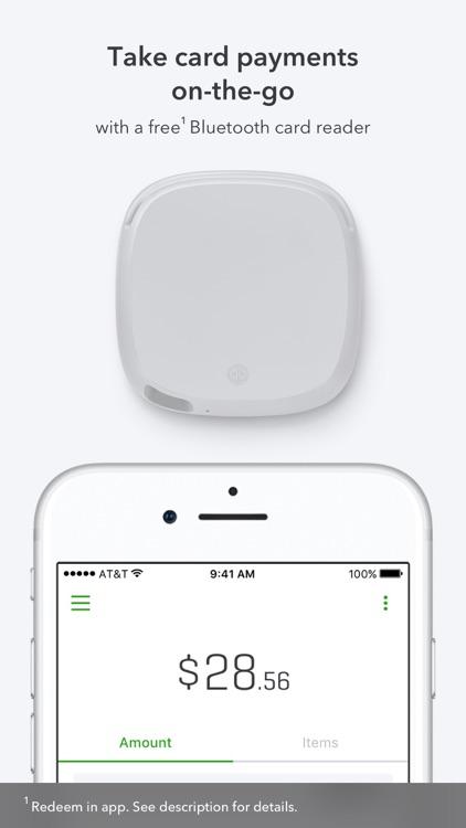 QuickBooks GoPayment POS screenshot-0