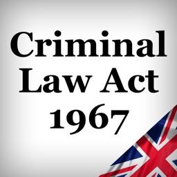 Criminal Law Act 1967 - UK