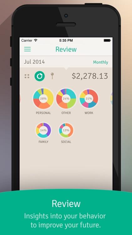 Wally - Smart Personal Finance screenshot-3