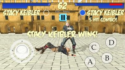 Superheroes Vs Kungfu Fighters screenshot one
